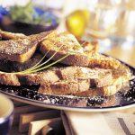 Wentelteefje oud brood