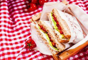 Picknick brood