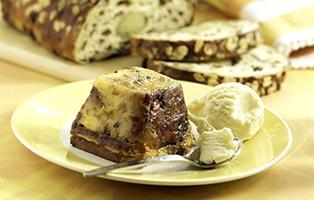 bread & butterpudding